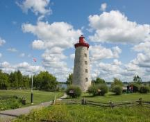 General view of Windmill Point Lighthouse, 2009; Parks Canada Agency | Agence Parcs Canada
