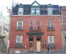 Front elevation, Halliburton House, Halifax, Nova Scotia, 2004.; HRM Planning and Development Services, Heritage Property Program, 2004.