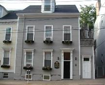 Front elevation, Pryor-Binney House, Halifax, Nova Scotia, 2005.; Heritage Division NS Dept. of Tourism, Culture and Heritage, 2005.