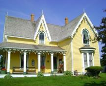 Front elevation; Province of PEI, CStewart, 2015