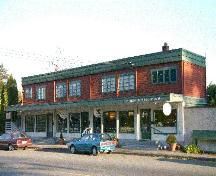 Exterior view of apartments, 998 Gorge Road West, 2004; District of Saanich, 2004