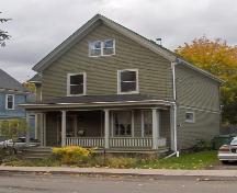 Showing south east elevation; City of Charlottetown, Natalie Munn, 2005