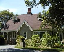 Oakland Lodge, Halifax, Nova Scotia, 2005.; HRM Planning and Development Services, Heritage Property Program, 2005.