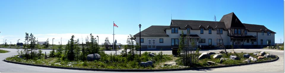 VIA Rail - Canadian National Railway Station, MB