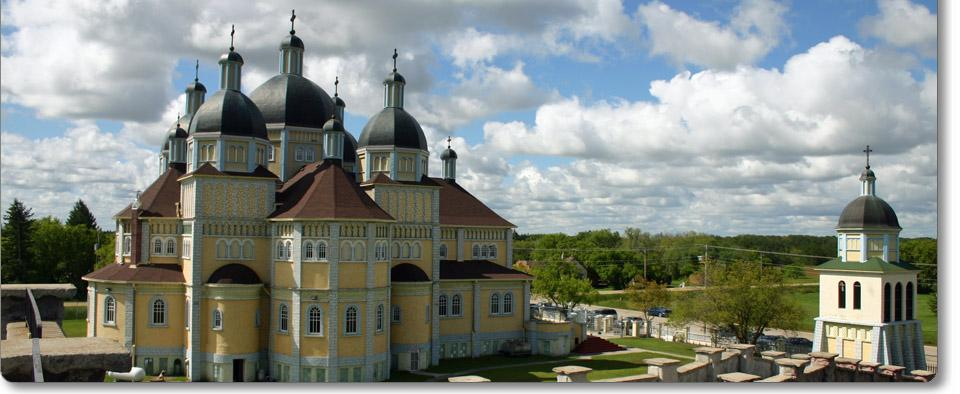 Ukrainian Catholic Church of the Immaculate Conception, MB