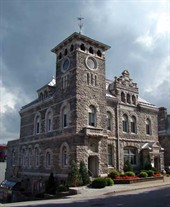 Saint Hyacinthe Post Office / Bureau de poste