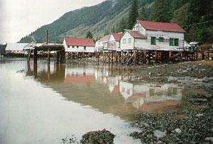 North Pacific Cannery, Parks Canada 2002 / Conserverie Nord Pacific, Parcs Canada