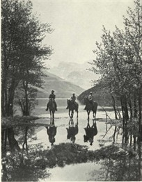 Waterton Lakes, 1926 / Lacs-Waterton, 1926