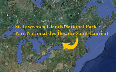 St. Lawrence Islands National Park / Parc national des Mille-Îles-du-Saint-Laurent