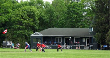 Rideau Hall Cricket Clubhouse, 2011 / Rideau Hall, Pavillon de cricket, 2011