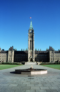 Public Grounds of the Parliament Buildings / Parc-des-Édifices-du-Parlement