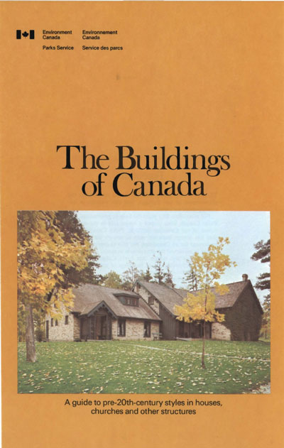 The Buildings of Canada, 1974