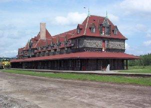 Mcadam station mcadam historical restoration committee gare mcadam