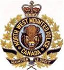 La Police montée ou Gendarmerie royale du Canada Crest_132x144