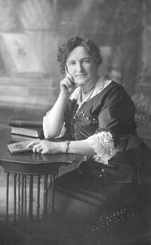 Nellie McCLung (LAC/BAC)